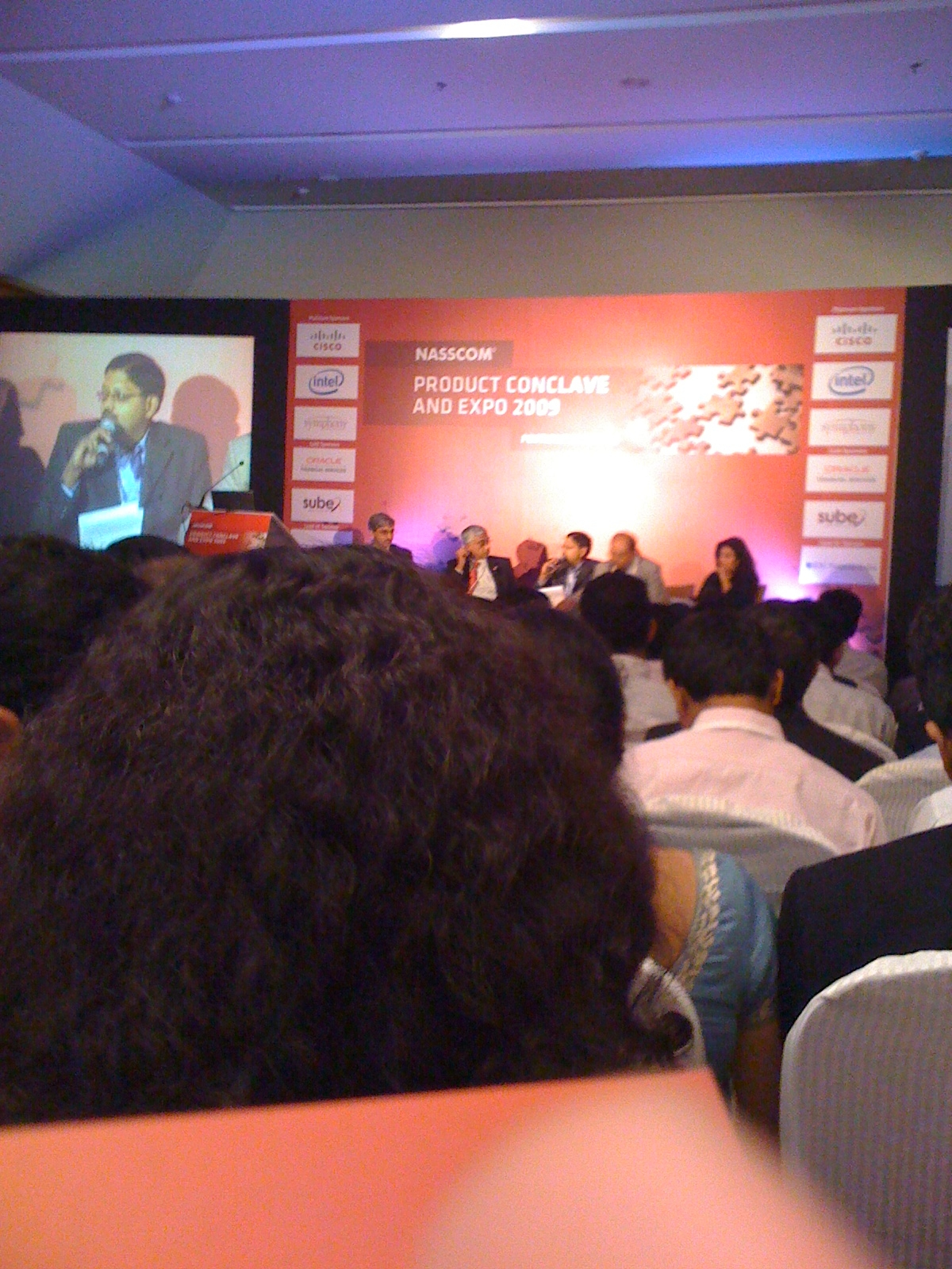 Nasscom Product Conclave 2009