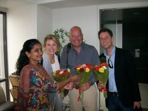 Netherlands delegation