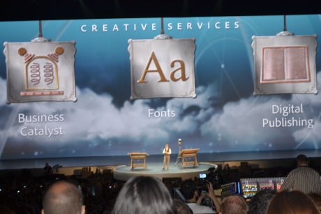 Creativity Unleashed at Adobe Max