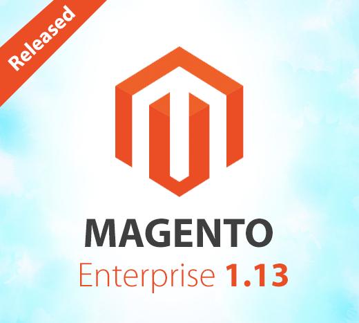 Magento Enterprise 1.13